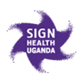 Sign Health Uganda Logo